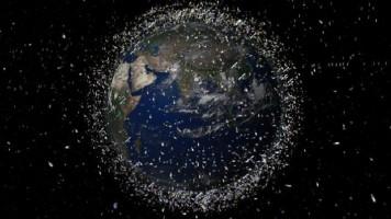 Rusya Uzay Çöplerini Temizleyecek