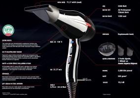 Ventoso Fön Makinesi Özellikleri ve Fiyatları