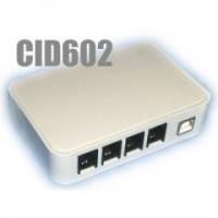 CID602 Çift Hatlı Caller Id Arayan Numarayı Tanıma Sistemi