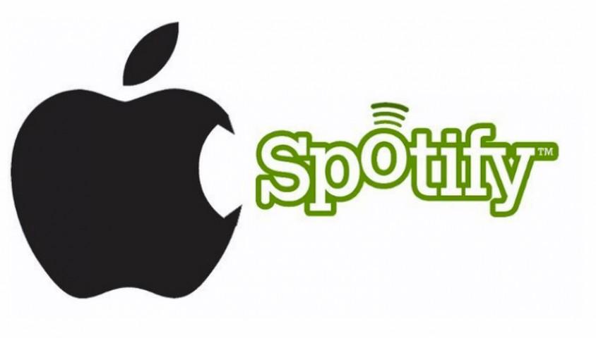Apple ve Spotify Arasında Gerginlik Yaşanıyor