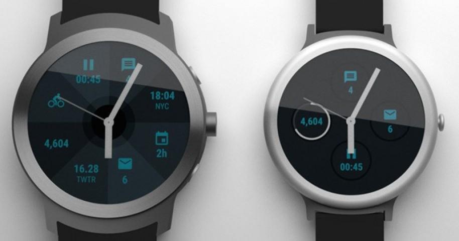 Google'ın Yeni Akıllı Saatleri