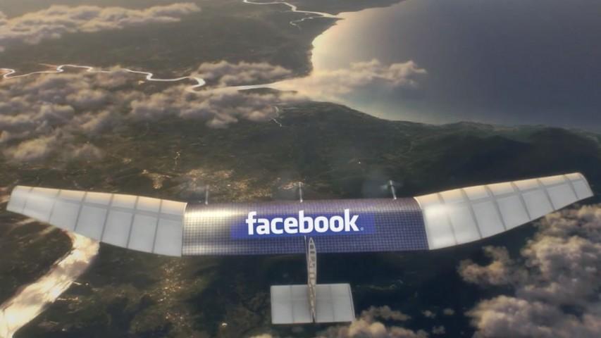 Facebook Dünyaya Ücretsiz İnternet Dağıtacak