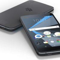 BlackBerry'nin Android Telefonu: DTEK50