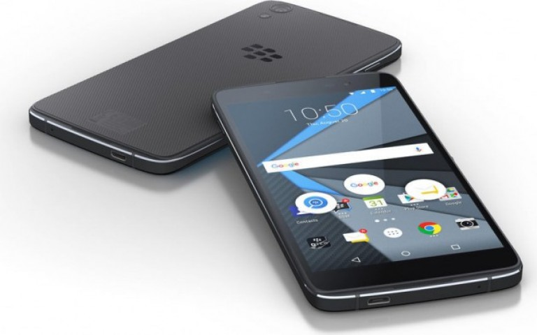 BlackBerry'nin Android Telefonu: DTEK50