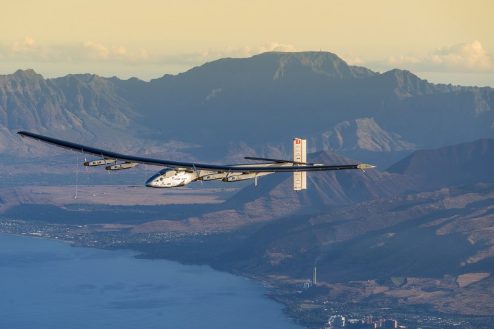 Solar Impulse 2 Dünya Çevresindeki Turunu Tamamladı