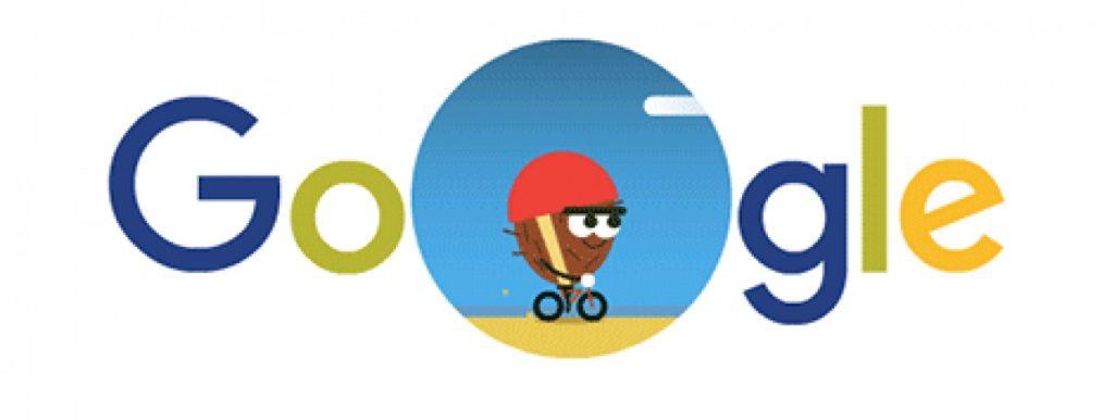 Google'dan Olimpiyat Doodle'ı