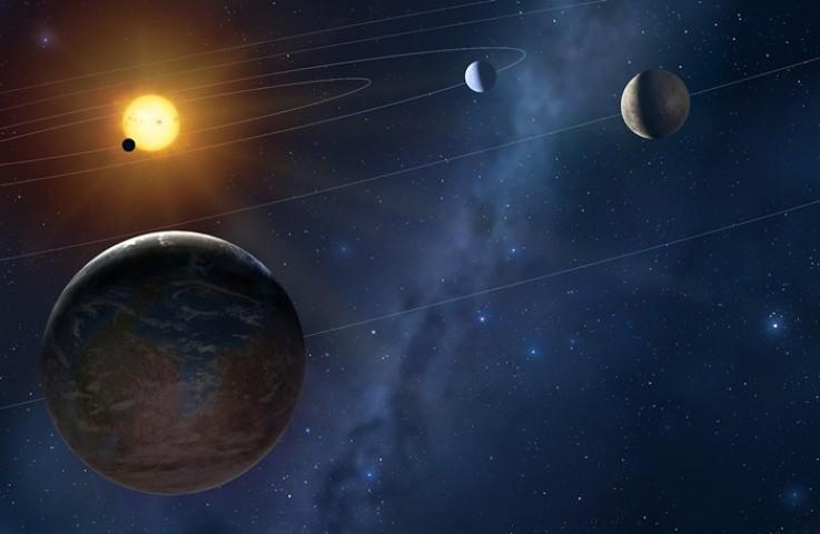 Dünyaya Çok Benzeyen Gezegen Keşfedildi