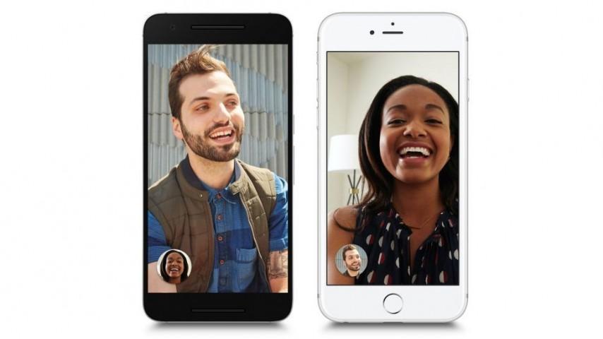 Google'dan FaceTime'a Dişli Rakip