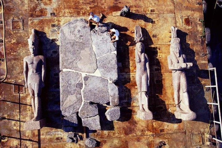 1200 Yıllık Antik Kent Bulundu