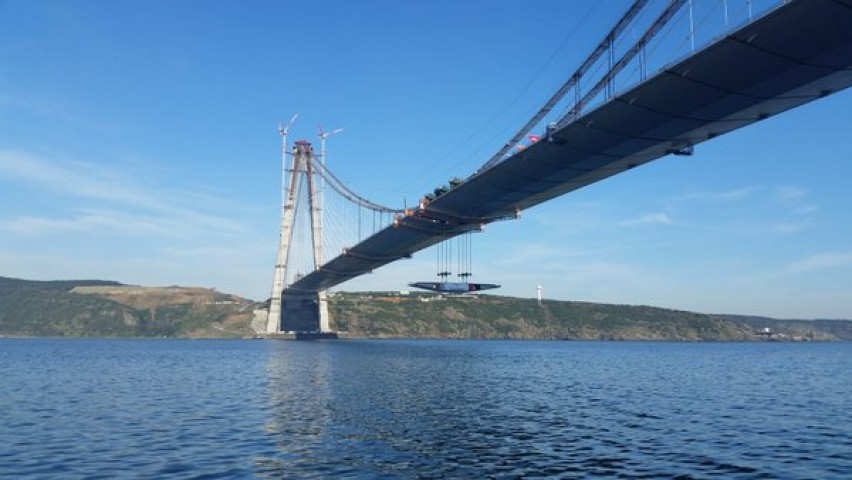 Üçüncü Köprü Yandex Navigasyona Geldi