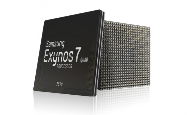 Samsung'dan Yeni Exynos 7570 İşlemci
