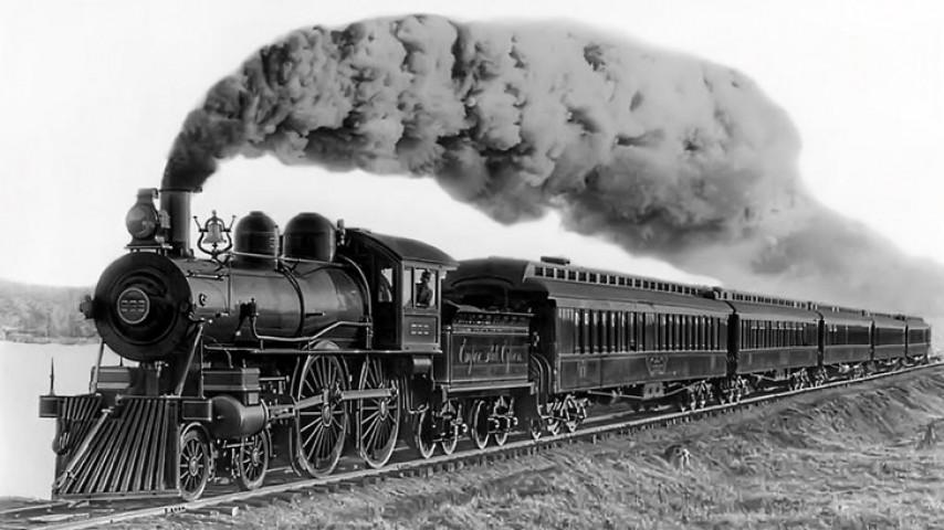 100 Yıllık Kayıp Tren Bulundu