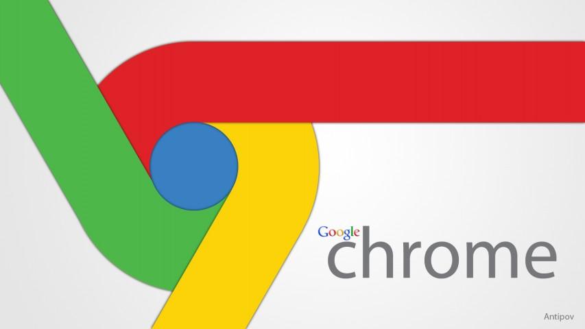 Google Chrome Değişim Geçiriyor