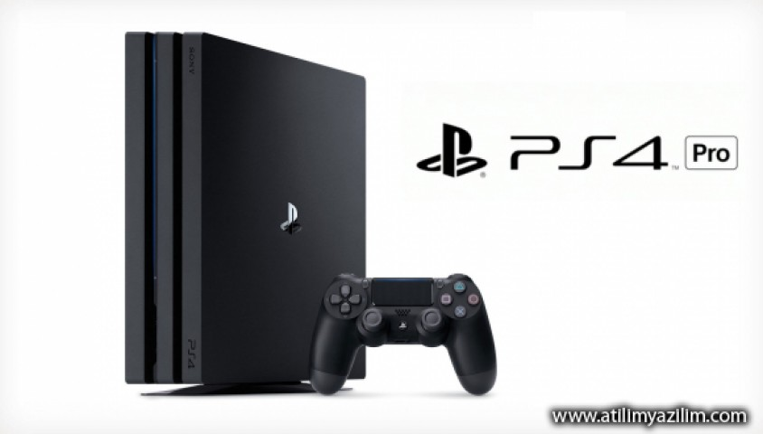 PlayStation 4 Pro Duyurusu Yapıldı