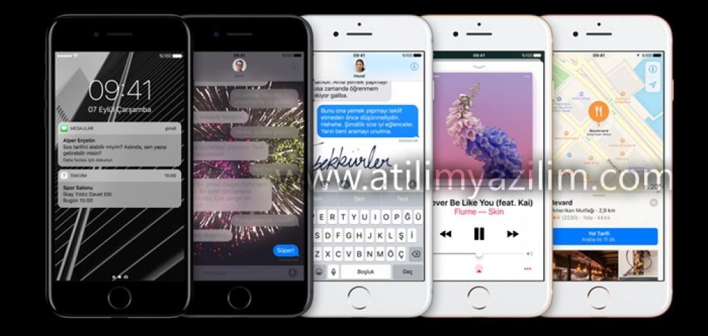 Yeni iPhone'lar Şimdiden Tükendi