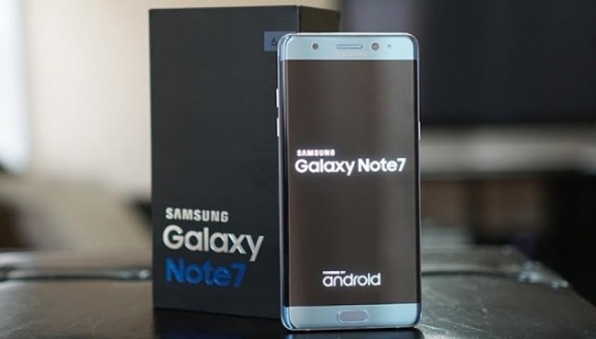 Samsung Yenilediği Note 7'leri Gönderiyor