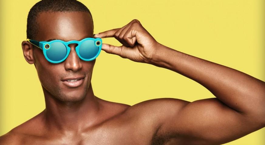 Snapchat Video Çeken Gözlükleri Tanıttı