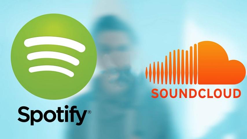 Spotify SoundCloud'u Satın Alacak
