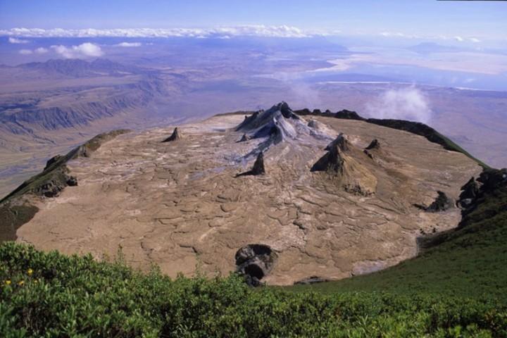 Tanzanya'da 19 Bin Yıllık İz Bulundu
