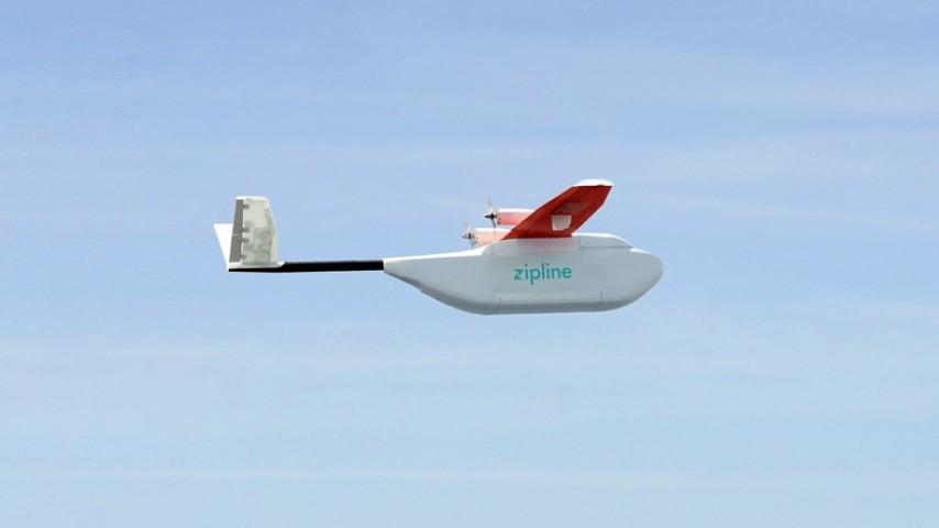 Drone'lar Afrika'da Kan Dağıtıyor