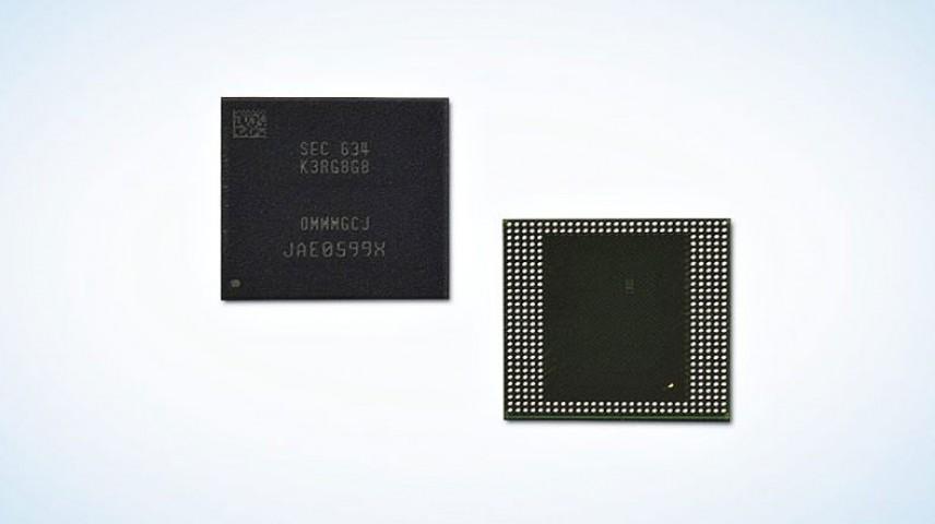 Samsung'dan 8 GB Ram Hazırlığı