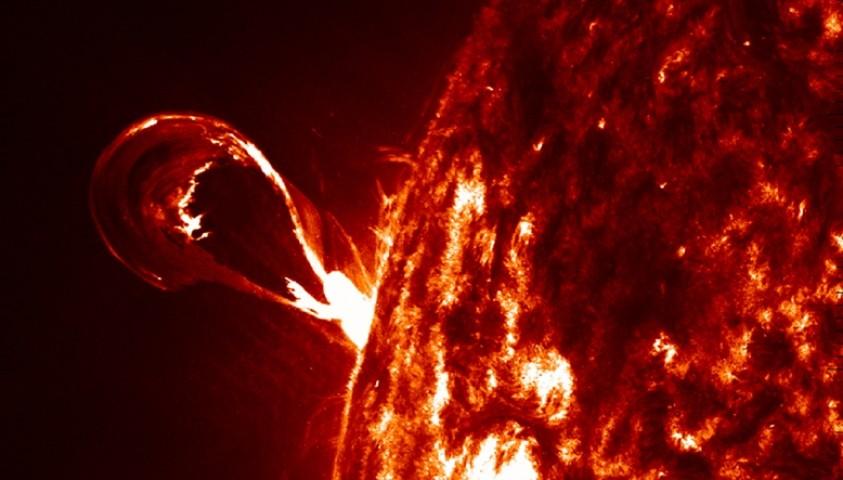 Solar Fırtınaların Gerçekleşme Nedeni Bulundu
