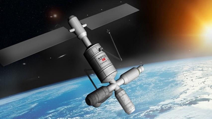 İlk Yerli Uydu 2019 Yılında Tamamlanacak