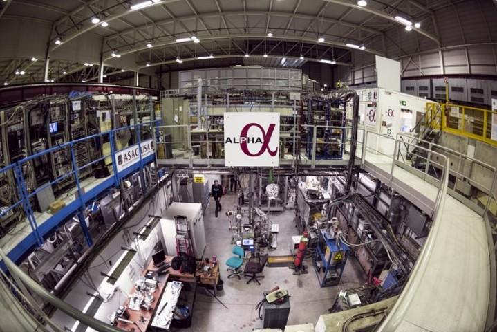 CERN'de Anti-Madde Atomu Ölçüldü
