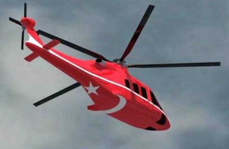 Türk Yapımı Helikopter 2017'de Hazır