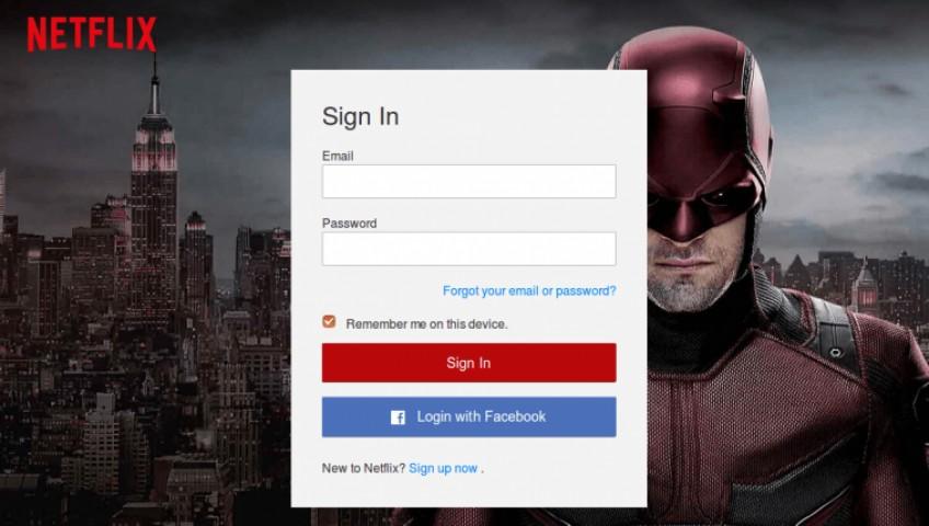 Hackerlar'ın Yeni Hedefi Netflix Kullanıcıları