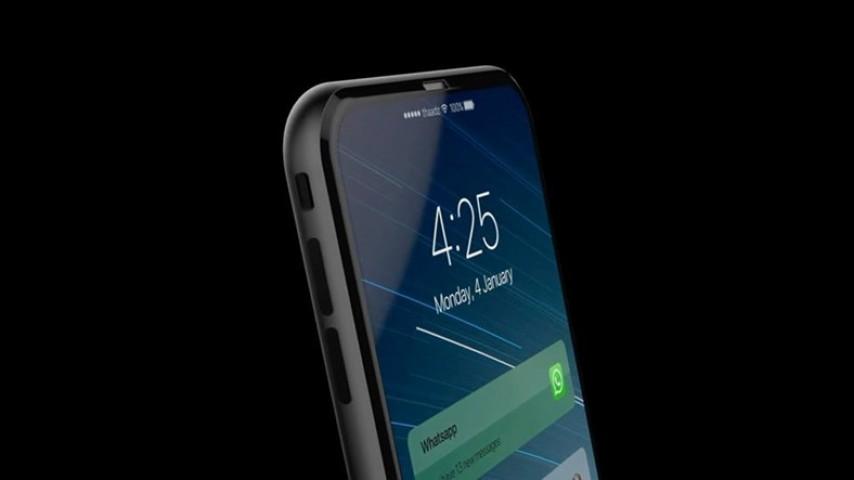 iPhone 8'e Dair Detaylar Ortaya Çıktı