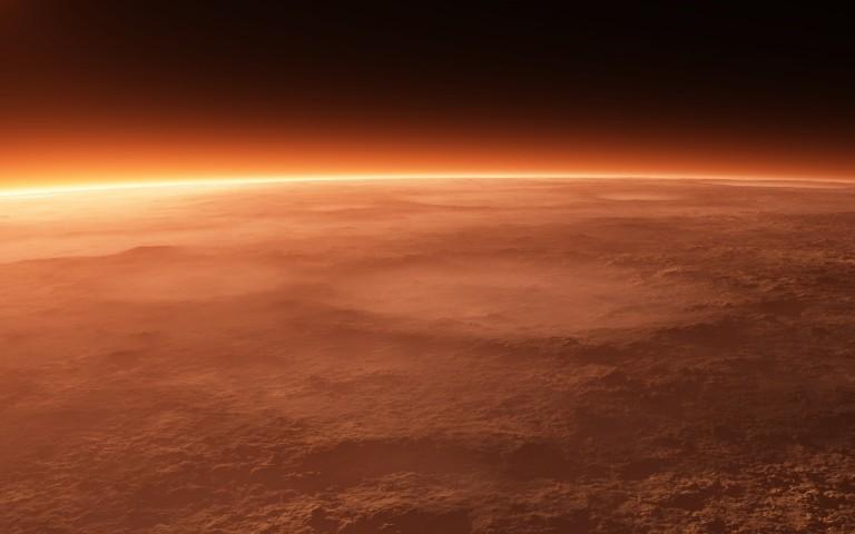Marsın Tarihi Baştan Yazılıyor