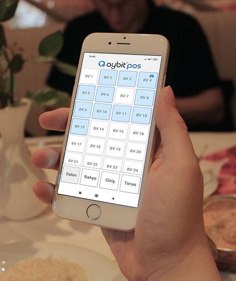 aybitpos mobil uygulama