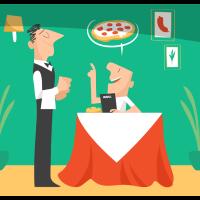 restoran sipariş programı